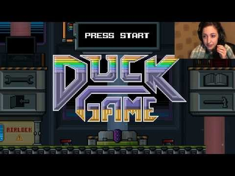 Aria Plays Duck Game Archive!