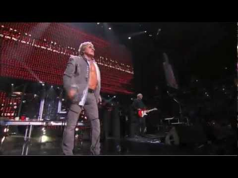 The Who Baba O'riley  12.12.12. Concert HD