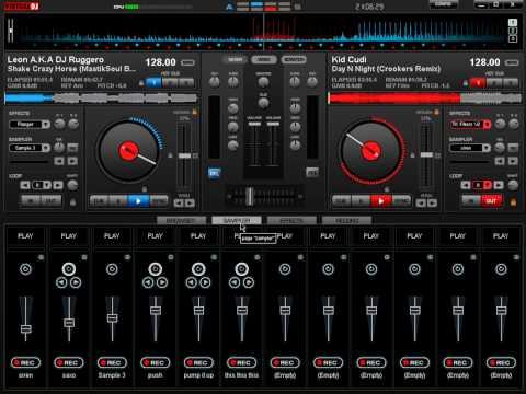 Video aula virtual Dj 6.0, como mixar