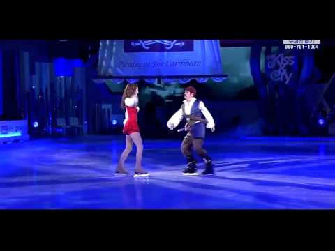 110731 Kiss & Cry [HD] - Krystal Perform Pirate of Caribbean