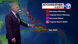 Watch the latest track for Tropical Storm Isaias