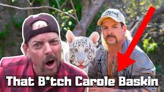 Joe Exotic hating Carole Baskin for 3 minutes..