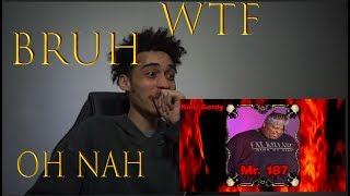 """""""WTF"""" NDG REACTS TOP 10 HORRORCORE RAPPERS """"GULLEYBOY"""" WEIRD ASF!"""