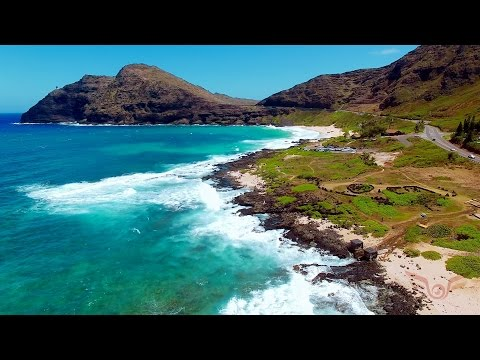 Hawaii Resolution: Over Oahu - Aerial Drone Photography