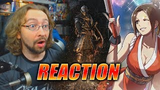MAX REACTS: SNK Heroines, Dark Souls Remaster & More (Nintendo Direct)