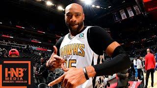 Atlanta Hawks vs Denver Nuggets Full Game Highlights   12.08.2018, NBA Season