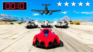 GTA 5 But CHAOS Happens EVERY 10 SECONDS! (Mods)