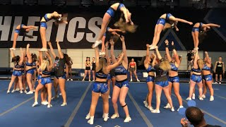 Cheer Athletics Sabres Summit Showoff 2018