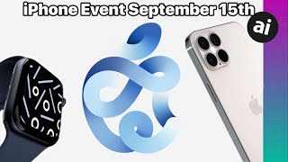 Apple's Fall Event is OFFICIAL! How To Watch & What To Expect!