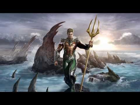 Injustice - Aquaman Character Ending