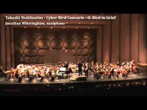 Yoshimatsu - Cyber Bird Concerto - II. Bird in Grief