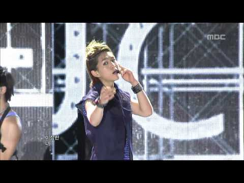 SHINee - Lucifer, 샤이니 - 루시퍼, Music Core 20100904