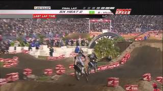2010 AMA Supercross Round 9 Daytona - 450 - HD 720p