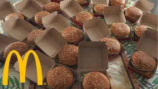 EATING 20 BIG MAC'S FOR INDEPENDENCE DAY | 11,000 CALORIES