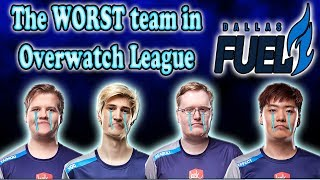 Is Dallas Fuel The WORST team in Overwatch League?