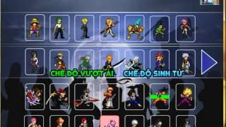 [ Reivew ] Chơi game siêu sao Anime đại chiến : Songoku , Mabu , Yasuo , ...
