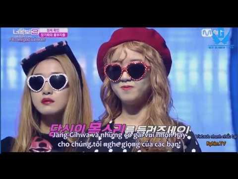 [Icsyv] Jang Ji Hwa - cô gái có giọng hát và phong thái cực đặc biệt