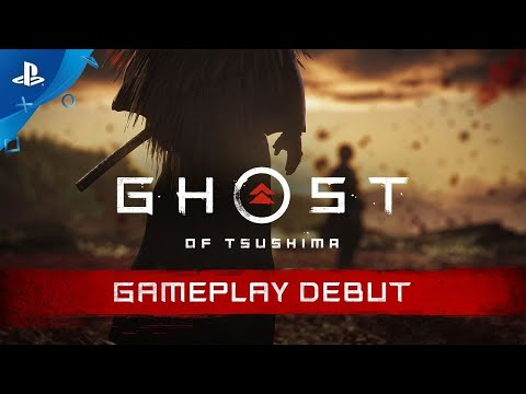 Ghost of Tsushima | E3 2018-spilldebut | PS4
