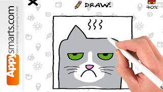 Just Draw - Doodle Puzzle Game Gameplay 101 levels with no fails (free apps for iOS and Android)