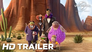 THE ADDAMS FAMILY 2 2021 Movie Trailer
