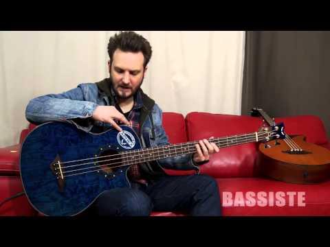 Test : Dean Exotica Quilt Ash - Bassiste Magazine #48