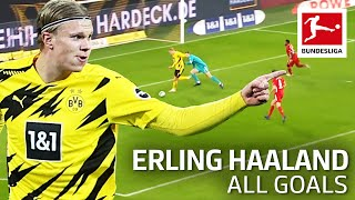 Erling Haaland - 27 Goals in Only 28 Games