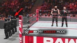 WWE 2K19 My Career Mode All CUTSCENES! Part 3 (ENDING)
