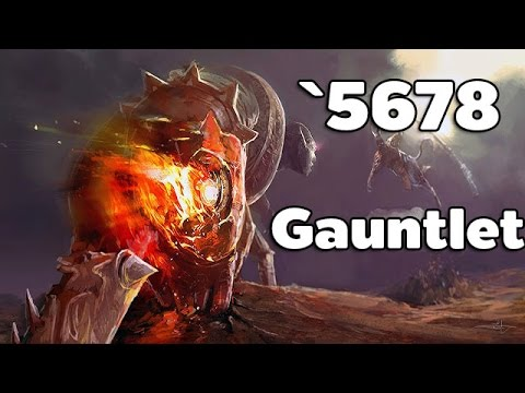 Hon เกรียนๆ Let's play Gauntlet
