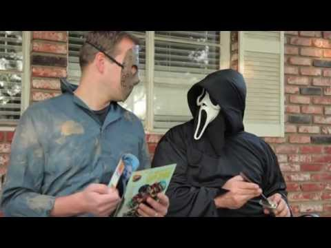 Comic Books Parody - The Geekie Awards 2013