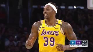 Dwight Howard Full Play vs New York Knicks | 01/07/20 | Smart Highlights