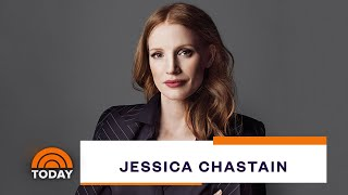 Jessica Chastain On Her New Roles In 'X-Men' And 'It' Sequel   TODAY
