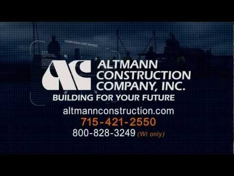 Laser Screed and Power Rake - Altmann Construction Company, Inc.