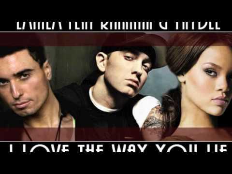 Baixar Eminem ft Rihanna & Faydee - I Love The Way You Lie (Remix)