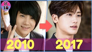 Park Hyung Sik  박형식 EVOLUTION 2010-2017
