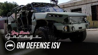 GM Defense Infantry Squad Vehicle | Jay Leno's Garage