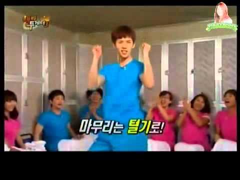 WONDER GIRL - NBODY dance (funny version) (ENG SUB)