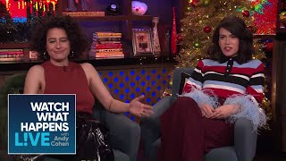 Abbi Jacobson Wants A Frances McDormand Cameo | WWHL