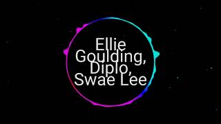 Ellie Goulding, Diplo, Swae Lee - CLOSE TO ME