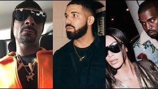Snoop Dogg Believes That Drake's Keke Is Kim Kardashian As He Disrespects Kanye West