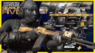 Mini Battle Royale, New Guns, New Modes & Much More! (Modern Warfare Season 5)