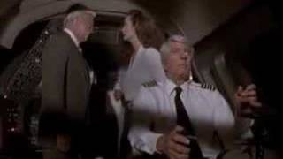 Airplane ! Captain is sick
