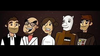 JSmith Super Stream: Reading Star Wars Episode IV with #MikeBithell