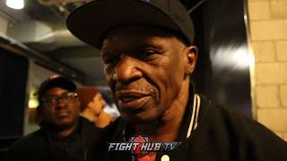 "MAYWEATHER SR ""TANK DAVIS WILL BE ONE OF THE FUTURE GREATS!"" PRAISES GERVONTA"