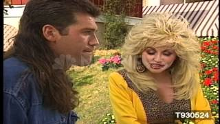 Miley Cyrus' Godmother Interviews Her Dad - www.NBCUniversalArchives.com