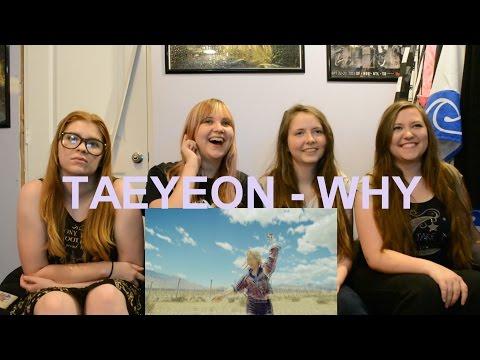 TAEYEON 태연_Why MV Reaction [Amazing story!!]