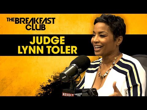 Judge Lynn Toler Discusses Mental Health, Crazy Divorce Court Cases + More