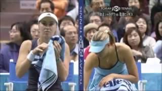 Martina Hingis vs Maria Sharapova