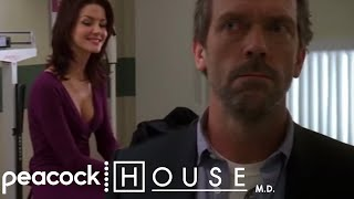 Cuddy Gets House To Stop Touching Patients | House M.D.