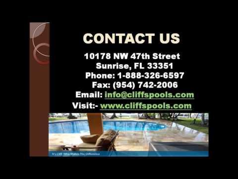 Pembroke Pines Florida Pool Leak Detection