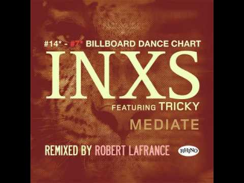 Mediate (Robert LaFrance Remix) - INXS featuring Tricky OFFICIAL REMIX